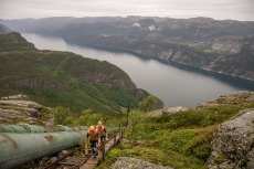 Rockman Swimrun, Norway