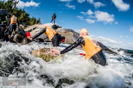 OtillO Swimrun World Championships, Sweden
