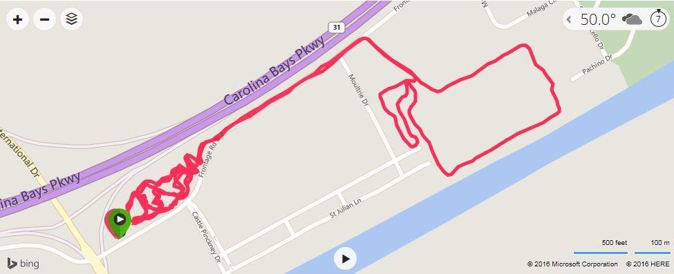 Xterra Myrtle Beach Trail Run