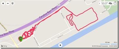new run course