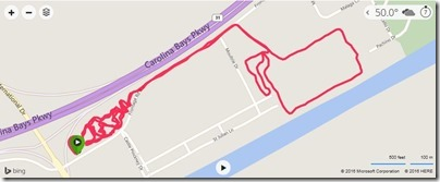 new run course