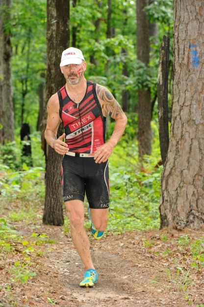 USAT Offroad Triathlon Nationals, Arkadelphia, AR