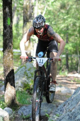 USAT Offroad Triathlon Nationals, Arkadelphia, AR